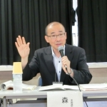 森敬之さん(全国適応指導教室連絡協議会)