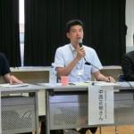 中西正樹さん(東京都教育庁総務部企画担当課長)